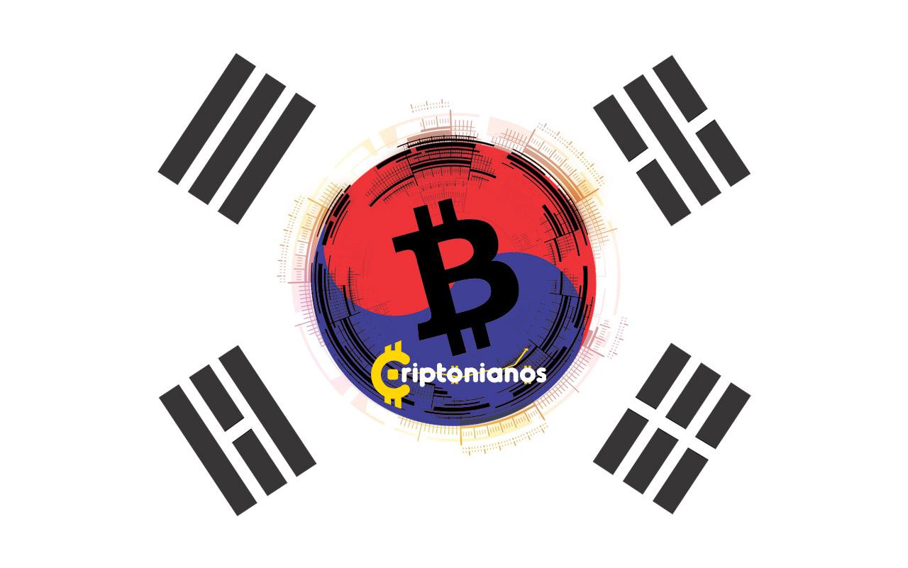 corea del sur bitcoin