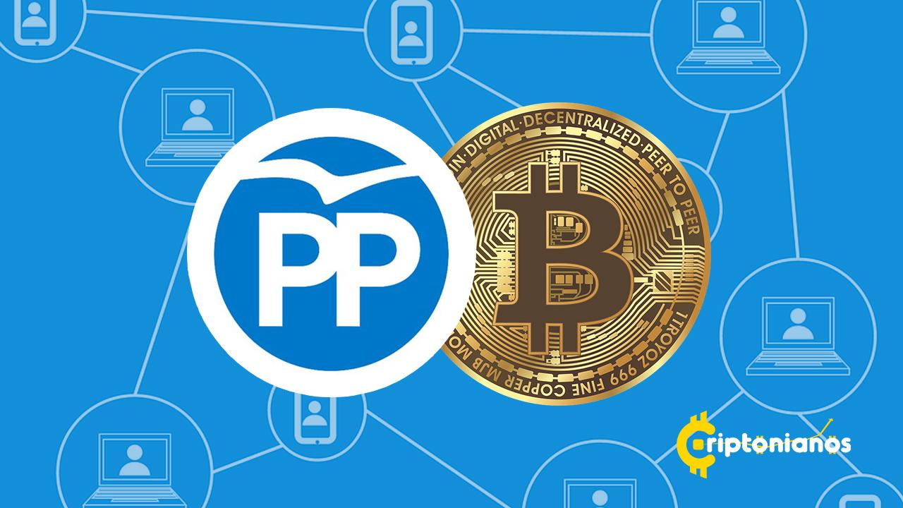 partido popular bitcoin