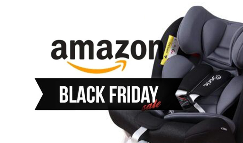 Sillas de Coche Para Bebes en Amazon Black Friday