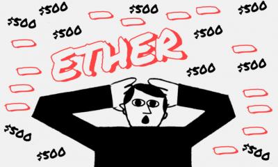 Ethereum $500