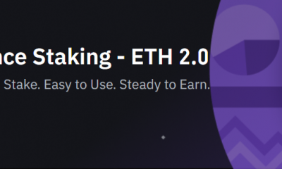 Binance - Ethereum 2.0 - ETH 2.0