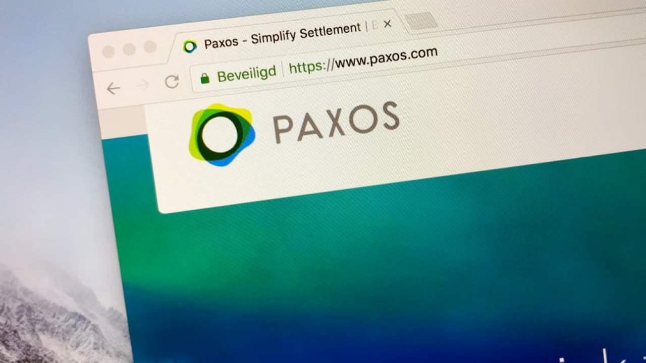 La plataforma de blockchain Paxos cerró financiación de $ 142 millones